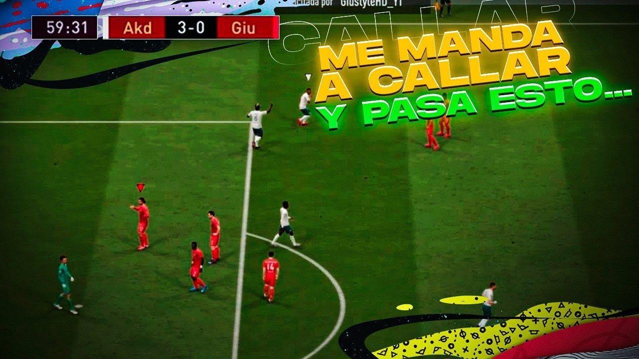 FIFA 20 Fut Champions El Rival Me Manda A Callar Ganandome 3 a 0 Y PASA ESTO.... Remontada ?