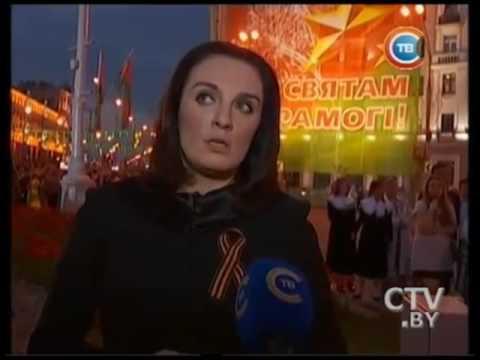 Елена Ваенга в Минске 09.05.2016г. (интервью)