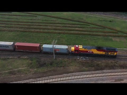 First freight train from Turkey to China reaches Xi'an