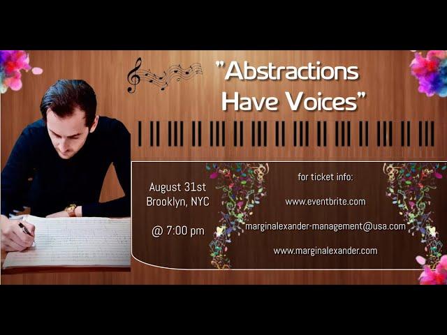 Musik Konzert und Kunstausstellung