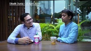 Pimpinan Pusat Pemuda Ahmadiyah Indonesia PPMKAI Mr. Mubarak A Kamil Dibalik Dunia 10 April 2019