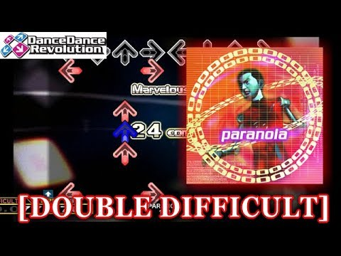 【DDR 1st】 PARANOiA [DOUBLE DIFFICULT] 譜面確認+クラップ