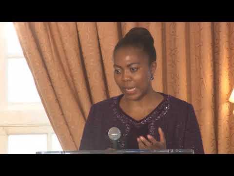 Jeanett Modise, FAIRLADY Santam Women of the Future Awards 2017