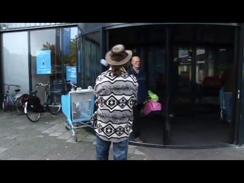 Homeless Entrepreneur - Detlev