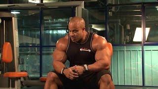Как накачать мощные грудные мышцы