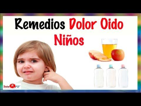 Remedios Caseros para el Dolor de Oido en Nin?os