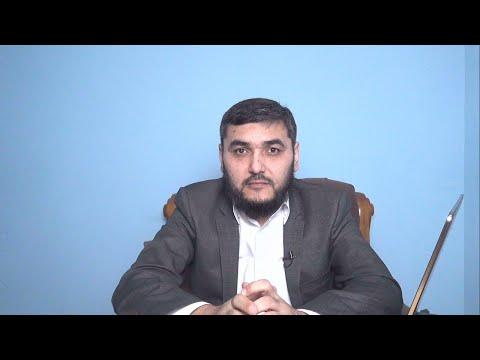 ЖОНЛИ СУҲБАТ (03,02,2020,) Mahmud Abdulmomin