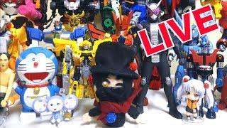 80【ヲタファのナマ基地(仮)】音声放送です。雑談しましょう! / wotafa's Live streaming Vlog