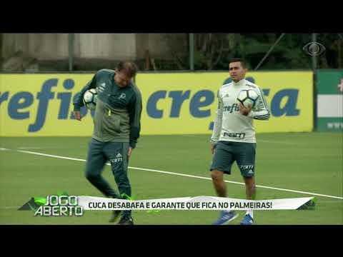 Cuca Desabafa E Afirma Que Fica No Palmeiras