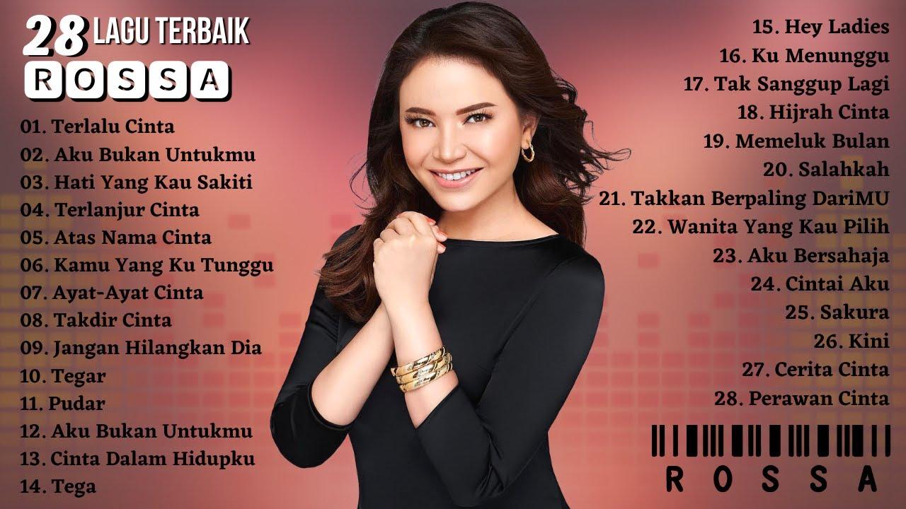Download Rossa [ Full Album Terbaik 2021 ] Lagu Indonesia Terpopuler Sepanjang Masa