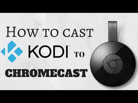 KODI Chromecast