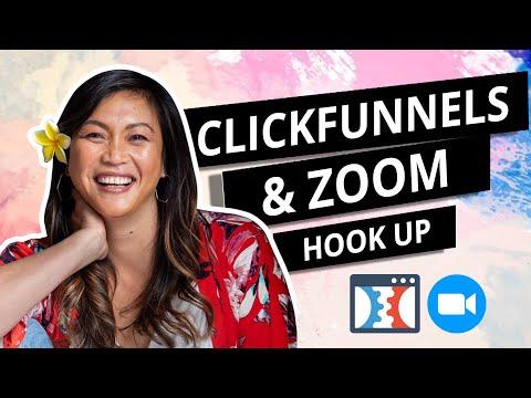 Clickfunnels Zoom Integration