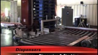 Dispensers - Edispenser - Dispensing & Stacking