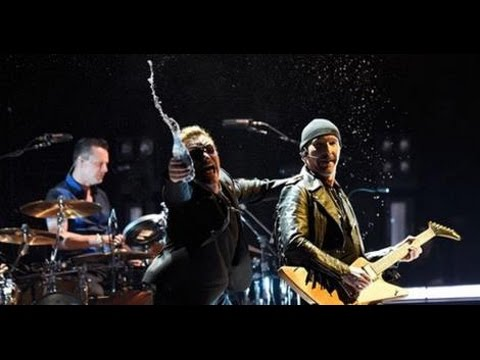 U2 Innocence/Experience Opening Night - Behind The Scenes and Onstage