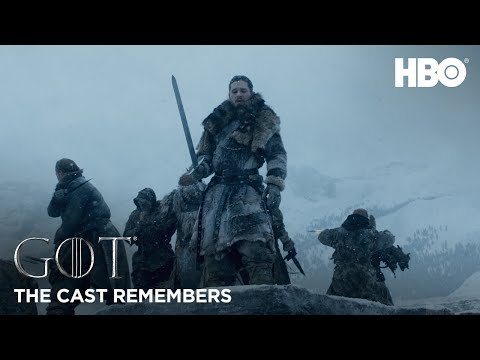 The Cast Remembers: Kit Harington on Playing Jon Snow | Game of Thrones: Season 8 (HBO)