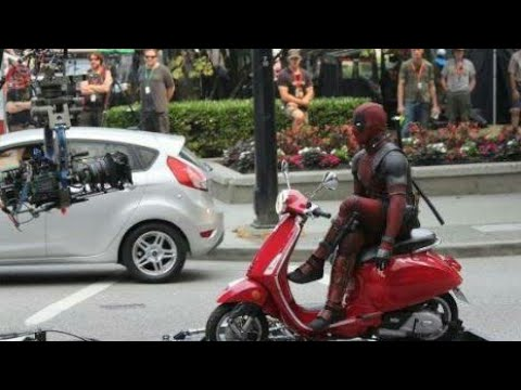 Deadpool 2 Filming in Vancouver