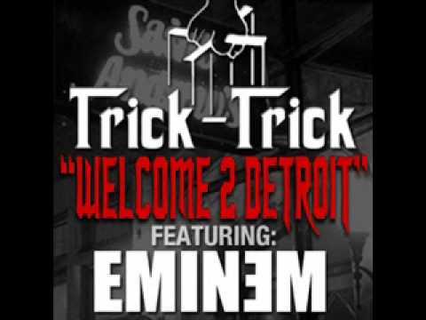 Trick Trick Welcome 2 Detroit (ft. Eminem) HQ (High Quality)