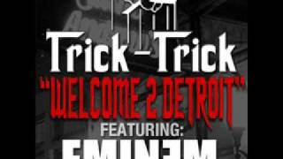 Скачать Trick Trick Welcome 2 Detroit Ft Eminem HQ High Quality
