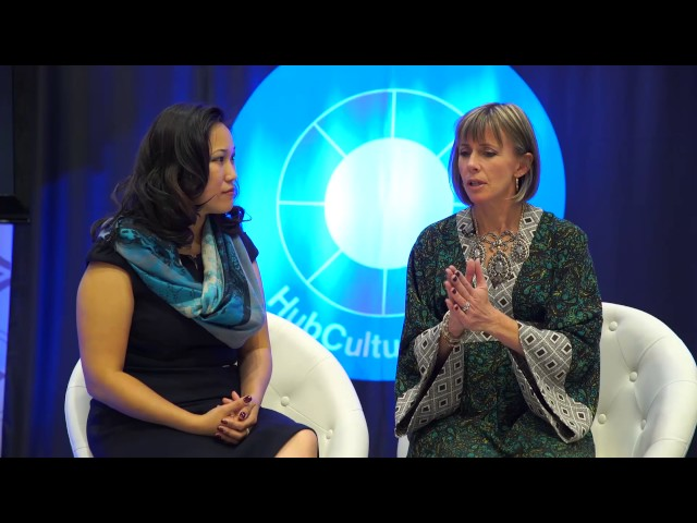 GetGlobal 2016 Hub Culture Interview w/ Rainbow Yuen, CEO of Rainbow Bridge International
