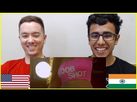 AIB Every Bollywood Party Song REACTION by American & Indian | #ReactoQuests