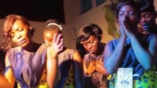 Grace Music A/C - Fanda Live feat Pasteur Athom's Mbuma