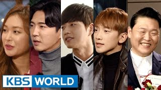 Entertainment Weekly | 연예가중계 - Park Haejin, god, Psy (2015.12.18)