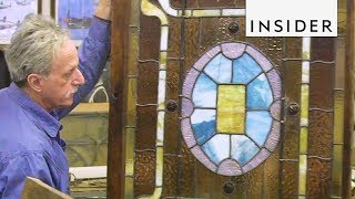 How Stained Glass is Restored
