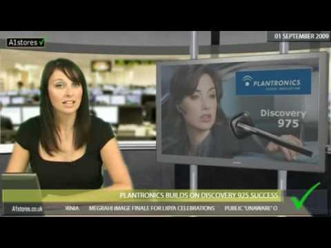 Discovery 925 No Sound Plantronics