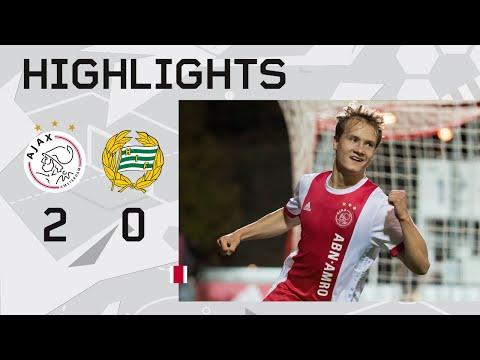 Highlights Ajax O19 - Hammarby O19