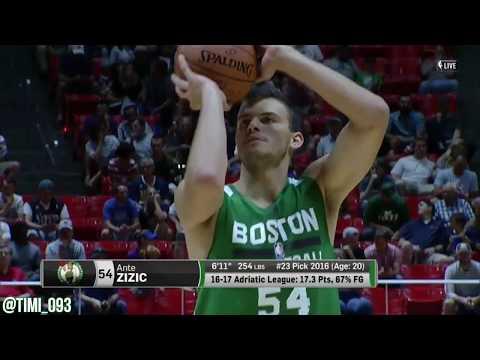 Ante Zizic Highlights vs Philadelphia 76ers (9 pts, 5 reb)