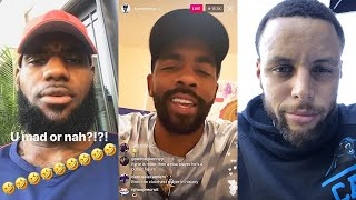 NBA Players React To Russell Westbrook Trade To Lakers