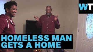Rahat Surprises Homeless Prank Victim with New House! | What's Trending Now