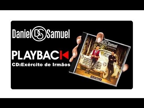 Daniel e Samuel - Mar Desconhecido Play-Back ÁUDIO