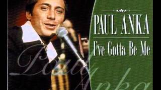 Paul Anka The story of my love