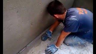 видео гидроизоляция бассейна