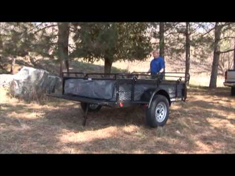 Setting up your Jumping Jack Trailer