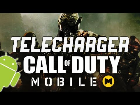 Comment Télécharger Call Of Duty Mobile Sur Android & Ios !