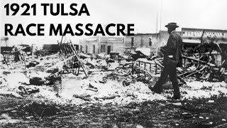 TU Presents: The 1921 Tulsa Race Massacre and the Aftermath
