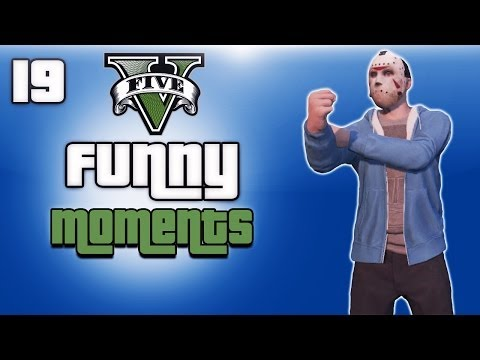 GTA 5 Online Funny Moments Ep. 19 (Tank...