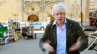 Boris Johnson - Al-Azhar University, Cairo, Egypt