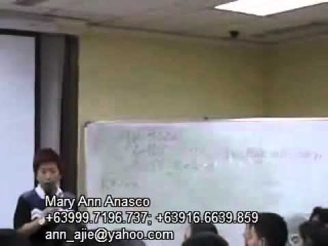 Vmobile Course how to become successful (1 of 6) Hazelyn Go