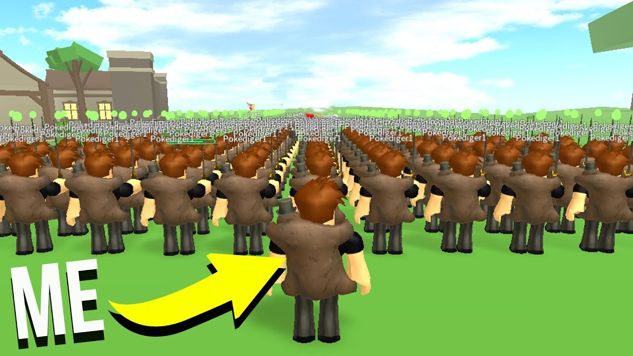 MAKING A ROBLOX CLONE ARMY *100+ CLONES*