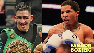 GERVONTA DAVIS WILL DROWN AFTER 5 ROUNDS SAYS LEO SANTA CRUZ, THINKS PRESSURE BUSTS TANK'S PIPES!