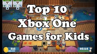 Top 10 Xbox One Games for Kids
