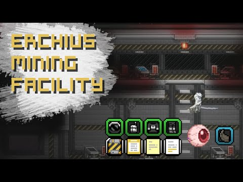 how to get to erchius mining facility