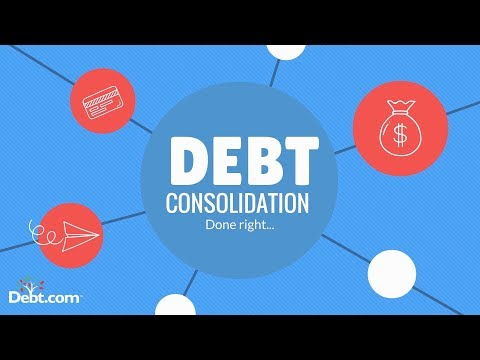 What Is Debt Consolidation? | Debt.com