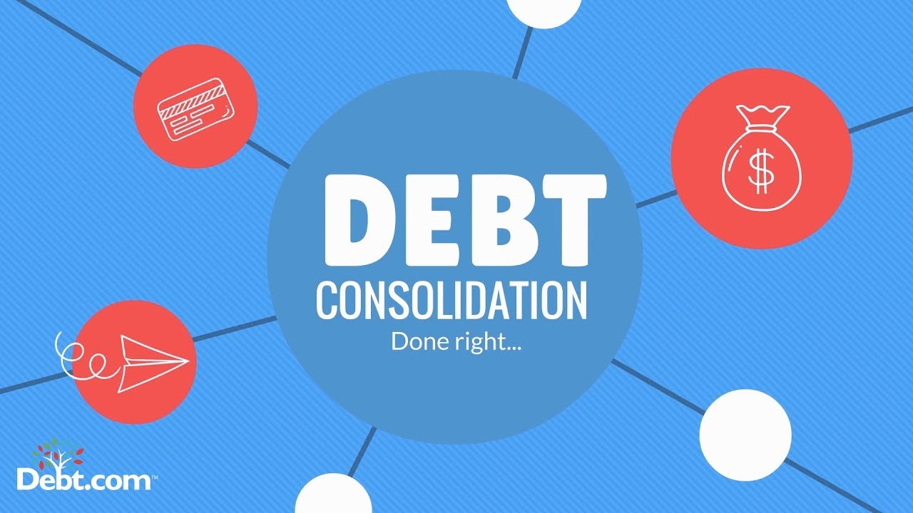Direct loan services consolidating debt