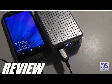 REVIEW: Zendure A8 QC - Quick Charge 3.0 Power Bank!