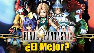 ¿Porque Final Fantasy IX es el MEJOR Final Fantasy? | Recordando a Final Fantasy IX | Análisis
