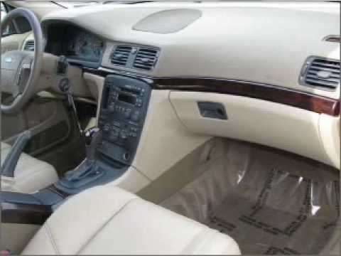 2000 Volvo S80 - Golden CO - YouTube